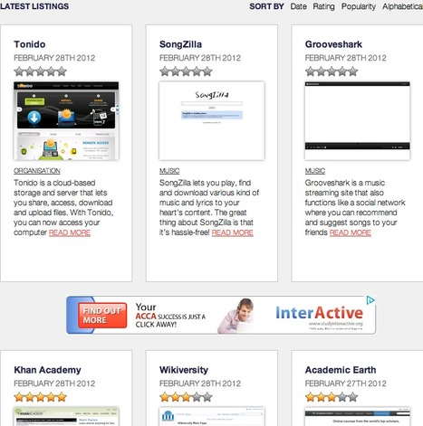 Productive Web Apps | Web Apps to help you at work and play | KgTechnology | Scoop.it