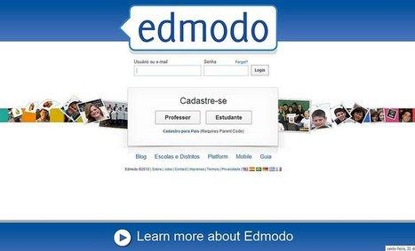 Parece Facebook, mas não é: são as redes educativas | Banco de Aulas | Scoop.it