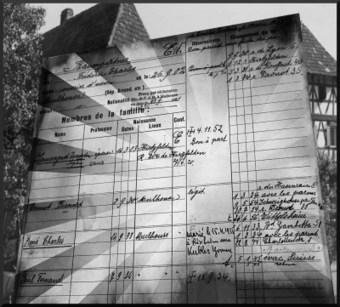 Fichier domiciliaire, l'indispensable sésame ! | Rhit Genealogie | Scoop.it