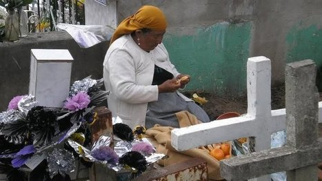 Bread Babies And Purple Drink: Ecuador's Spin On Day Of The Dead | English Language Learners in the Classroom | Scoop.it