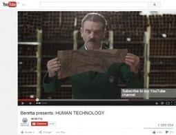L'armurier italien Beretta marrie tradition et haute technologie dans le film « Human Technology » | Stratégie de contenu | Scoop.it