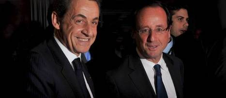 Hollande et Sarkozy, rivaux à la présidentielle et... cousins | Think outside the Box | Scoop.it
