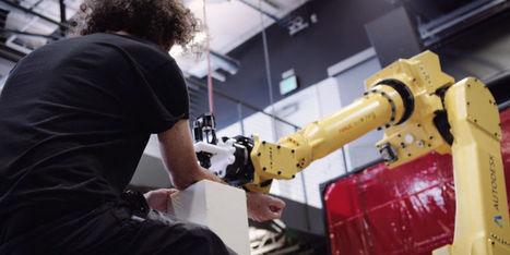 Le tatouage 4.0 ou quand les machines ont la fibre artistique | Des robots et des drones | Scoop.it
