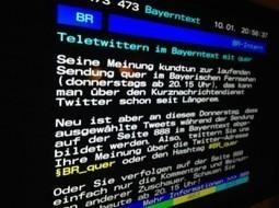 Videotext trifft auf Social Media: Teletwittern | Digitale Notizen | Social TV by miss_assmann | Scoop.it