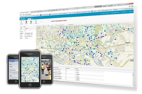 GIS in the Cloud   GIS Mapping Software   Visualize & Publish Maps   Geospatial   Scoop.it