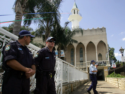 Men arrested after mosque 'threat' - Australia | Human Rights and the Will to be free | Scoop.it
