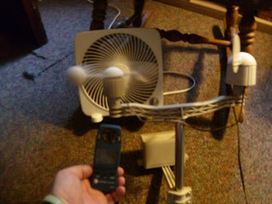 Measuring Wind Speed with an Arduino / Anemometer | Home Automation | Scoop.it