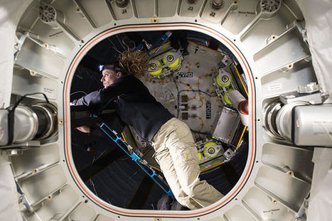 Blow It Up: Inflatable Space Station Habitat Shows Promise in Early Tests | The NewSpace Daily | Scoop.it