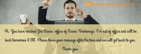Voicemail greeting for real estate agent sample voicemail greeting for real estate agent sample voicemail greeting pics scoop m4hsunfo