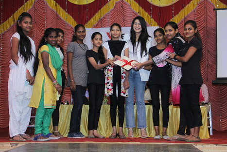Metropolis Healthcare trains 200 girls in self defence   News Attitude   Scoop.it