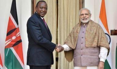 L'Inde allouera une ligne de crédit de 100 millions $ au Kenya pour la mécanisation de son agriculture | Questions de développement ... | Scoop.it