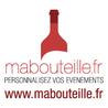 "bouteille personnalisée ""mabouteille.fr"""