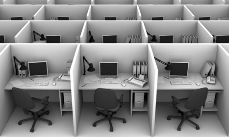 Why every office should scrap its clean desk policy | @liminno | Scoop.it