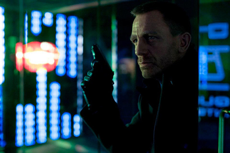 Skyfall - South Florida Movie Reviews by I Rate Films | Film reviews | Scoop.it