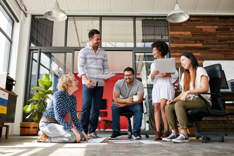 Here's Why It's Important to Get Along With Your Coworkers | Cultivate. The Power of Winning Relationships | Scoop.it