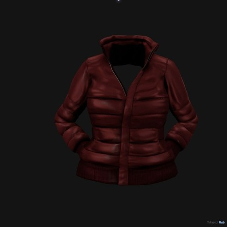 Bryn Jacket Red December 2015 On9 Event Gift by R.icielli  2d60b2a24f6b0