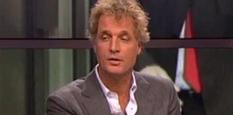 Jeroen Pauw bedreigd na uitzending met Hooligan   ShowVandaag   Lichaam, geest en maatschappij   Scoop.it