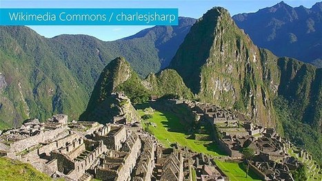 Peru to build tramway to Machu Picchu's 'sister city' | The World Planet | Scoop.it