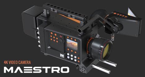 Caméra 4K pour le cinéma : Maestro - Tegra X1& Ultrascale | Cinematography | Scoop.it