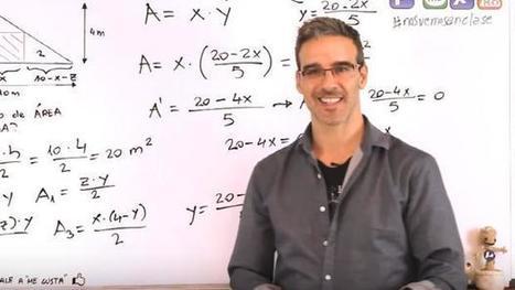 Un profesor «youtuber» español entre los 50 finalistas para el Global Teacher Prize, los Nobel de Educación | InEdu | Scoop.it
