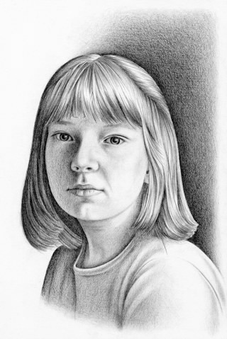 Drawing a pencil portrait tutorial drawing and painting tutorials scoop it