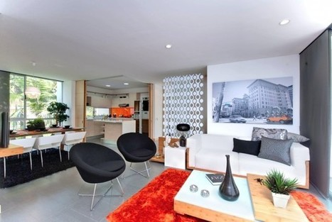 Trendy Home Interior Designs by Mao López | 2012 Interior Design, Living Room Ideas, Home Design | Scoop.it