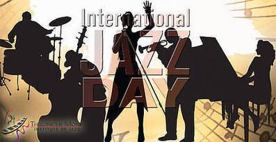 Première journée mondiale du jazz organisée fin avril par l'Unesco   Jazz Buzz   Scoop.it