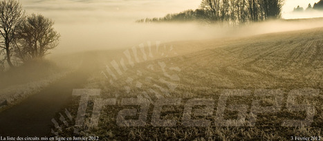Newsletter TraceGps Fevrier 2012 | Balades, randonnées, activités de pleine nature | Scoop.it
