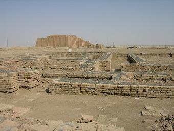 4500-year old Sumerian temple found in Ur | ancient civilization | Scoop.it