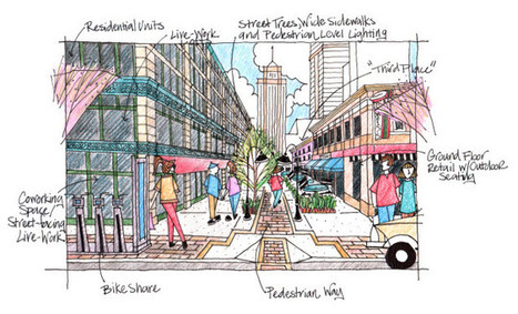 Walkable, Stimulating Urban Environments and the 'Sharing Economy'   Peer2Politics   Scoop.it
