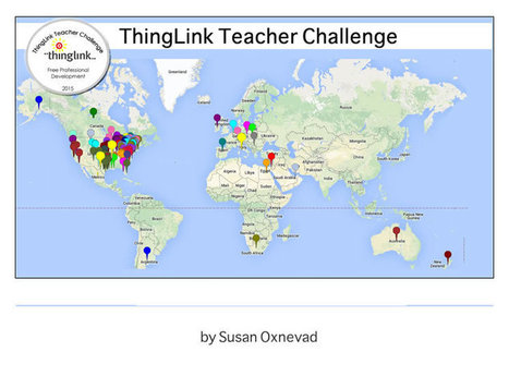 Get Started with the ThingLink Summer VR Challenge | Google Docs for Learning | Scoop.it