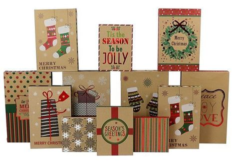 Wholesale Christmas Gift Boxes In Christmas Boxes Packaging Scoop It