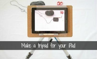 Make an iPad tripod - iPad - Craft | Global Luxury | Scoop.it