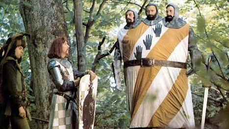 Monty Python Will Celebrate 40 Years of 'Holy Grail' at Tribeca Film Fest | this curious life | Scoop.it