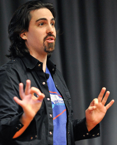 Bear McCreary Reveals the Physics Behind Your Favorite Science Fiction Theme Tunes | PhysicsLearn | Scoop.it