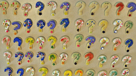 How to Bring 'More Beautiful' Questions Back to School - Mind/Shift | Professional Learning for Busy Educators | Scoop.it