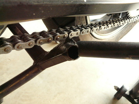 HB Centrestand broke - has this happen to u or anyone u know ... | motorcycles | Scoop.it