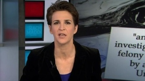 Rachel Maddow: Federal probe of NC toxic polluter could be bad ... | Electile Dysfunction | Scoop.it