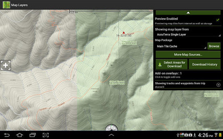 BackCountry Navigator PRO GPS v4.9.3   ApkLife-Android Apps Games Themes   Android Applications And Games   Scoop.it