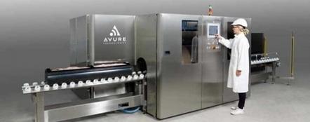 Le traitement des aliments par hautes pressions monte en flèche | agro-media.fr | Actualité de l'Industrie Agroalimentaire | agro-media.fr | Scoop.it