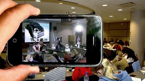 "How to Use Augmented Reality in the Classroom | La ""Réalité Augmentée"" (Augmented Reality [AR]) 