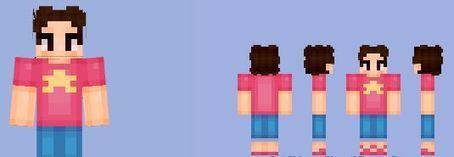 Minecraft Skins In Minecraft Mods Download Page Scoopit - Skins para minecraft pe steven universe