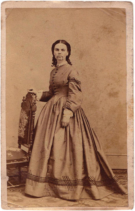 Retrobituaries: Olive Oatman, the Pioneer Girl Who Became a Marked Woman | APHuG Culture | Scoop.it