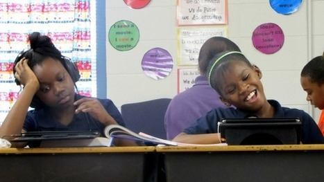 Woodmore teacher says iPad pilot program is effective   iPads 1-to-1 in the Elementary Classroom   Scoop.it