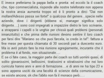 Perché lo psicologo parla male del coach? - Marco Martone Coach | Fabio Padovan | Scoop.it