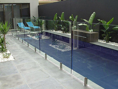 Opt For The Smart Choice Of Glass Pool Fencing