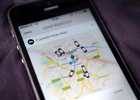 How Uber Hides Behind Its Algorithm | Internet Partnership | Scoop.it