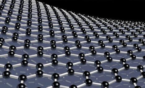 Le graphène, matériau à tout faire du futur ? | Le groupe EDF | Scoop.it