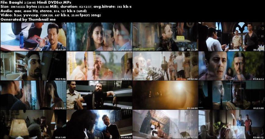 Baaghi 2 3 full movie hd 1080p kickass