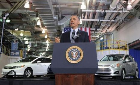Obama anuncia una fuerte inversión en energías alternativas | Hacia el AUTOCONSUMO | Scoop.it